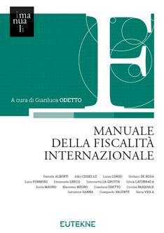 Manuale della fiscalitа internazionale